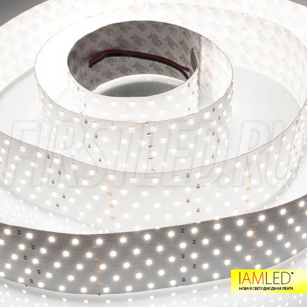 Профессиональная светодионая лента IAMLED UNIQUE 350 — дневной белый оттенок