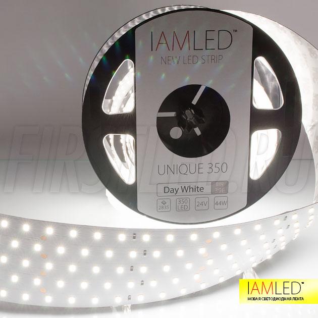 Ультра яркость и идеальная цветопередача — светодиодная лента IAMLED UNIQUE 350