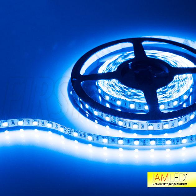 Многоцветная светодиодная лента IAMLED RGB 60 доступна на 24V или на 12V