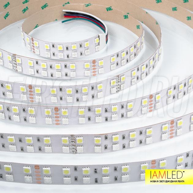 IAMLED RGB WHITE 144 – Лучшая светодиодная лента для подсветки потолка в вашем интерьере!