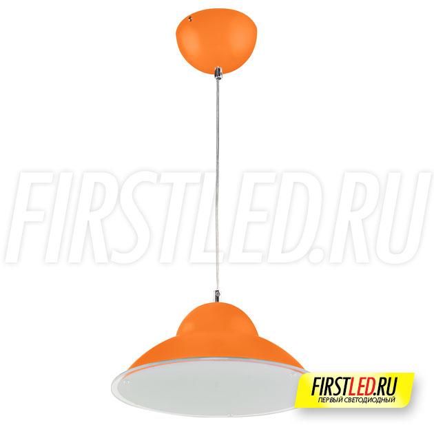 Подвесной светодиодный светильник KAPPA (оранжевый)