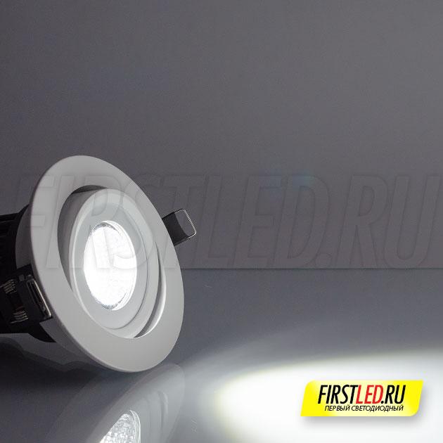 Встраиваемый светодиодный светильник LTD NARROW 9W