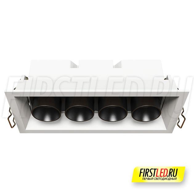 Встраиваемый светодиодный светильник ORIENT BUILT 10W (аналог ZIP LINE 190 R1230)