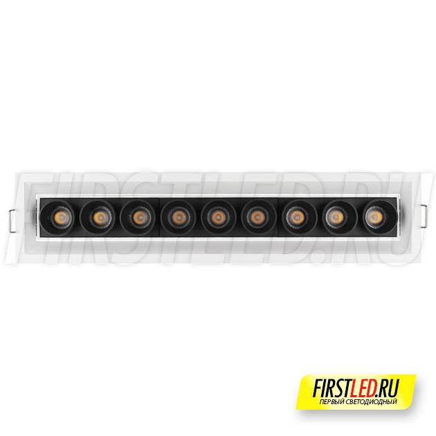 Встраиваемый светодиодный светильник ORIENT BUILT 20W вид спереди