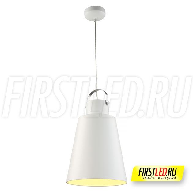 Подвесной светодиодный светильник PAIL (белый)