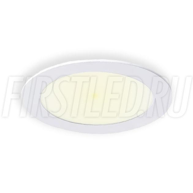Встраиваемый светодиодный светильник SLIM C 15W
