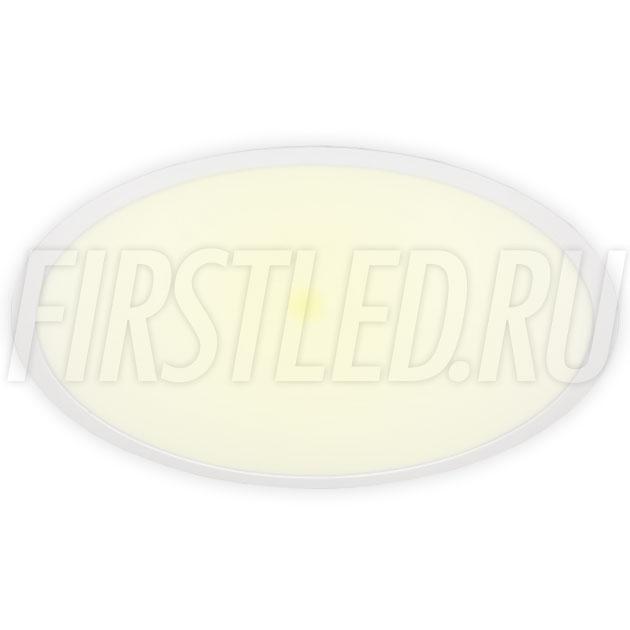 Встраиваемый светодиодный светильник SLIM C 48W