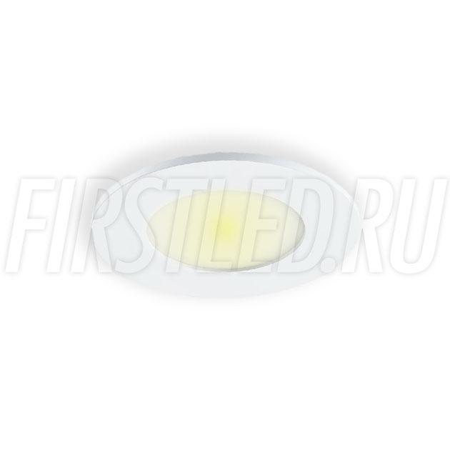 Встраиваемый светодиодный светильник SLIM C 4W