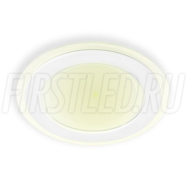 Встраиваемый светодиодный светильник STEKLO C 12W