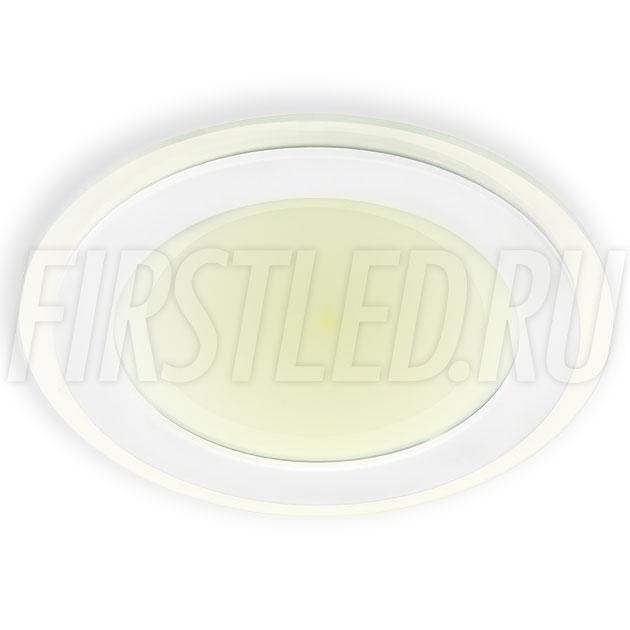Встраиваемый светодиодный светильник STEKLO C 16W