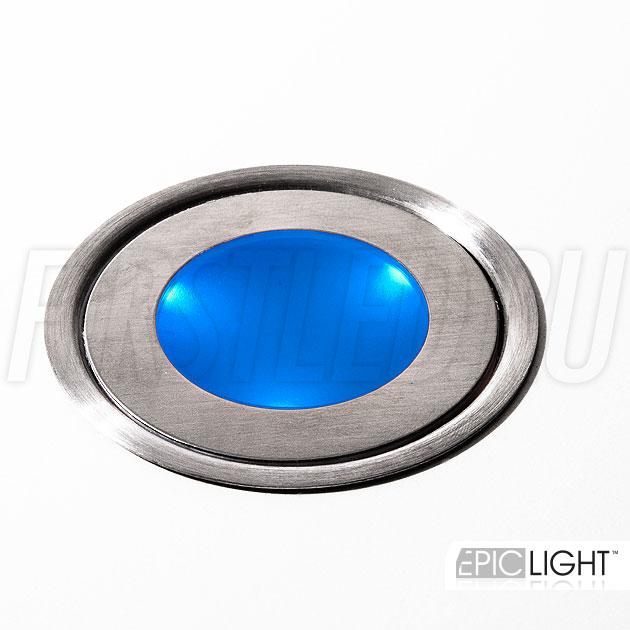 Встраиваемый светодиодный светильник CARPET.C многоцветного (rgb) оттенка