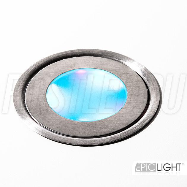 Белый свет rgb светильника EpicLIGHT CARPET.C