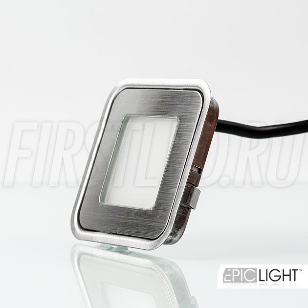 Встраиваемый в пол светодиодный светильник EpicLIGHT CARPET.K