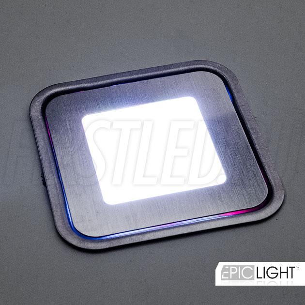 Степень защиты от влаги IP67 позволит установить светильник CARPET.K на улице