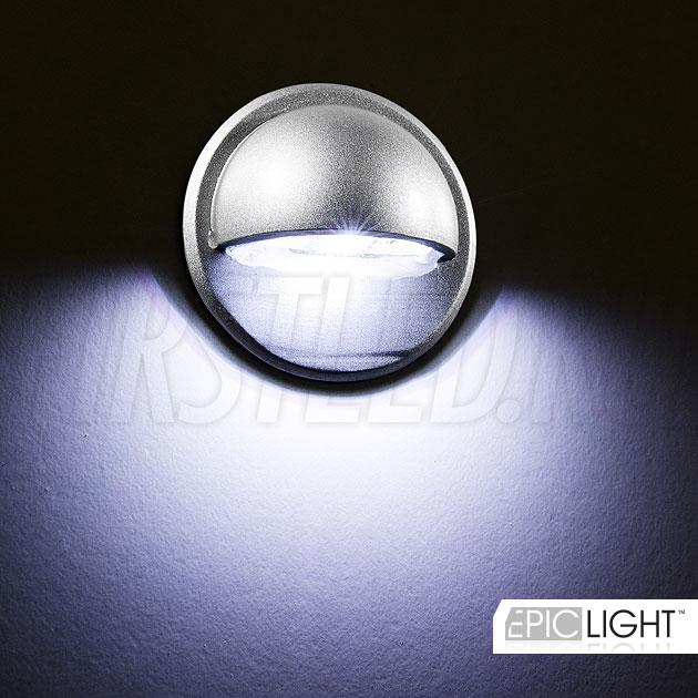 EpicLIGHT STEP.C — белый цвет rgb светильника