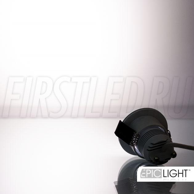 Светодиодный светильник SMOLUS 4.3 — холодный белый свет