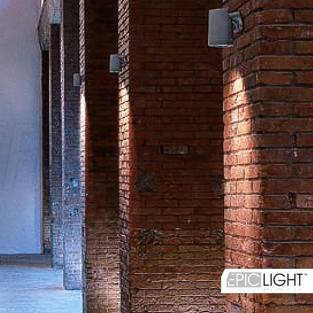 Степень защиты IP65 светильника GARDENIUM позволяет устанавливать его на улице