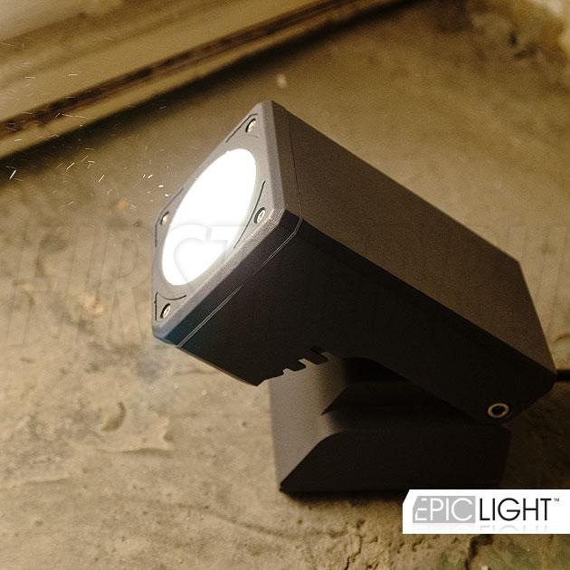 Светодиодный светильник MONUMENTO Lite для подсветки зданий и мостов