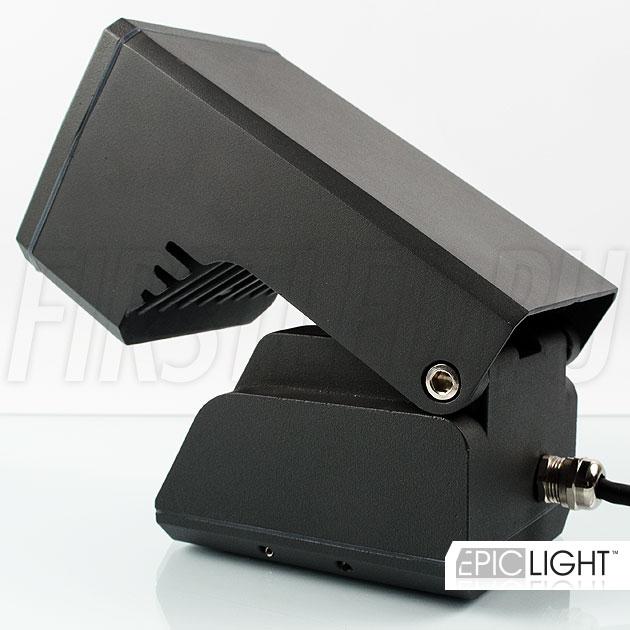 Корпус светильника MONUMENTO Lite сделан из литого алюминия высокого сплава и обработан двойной антикоррозийной защитой