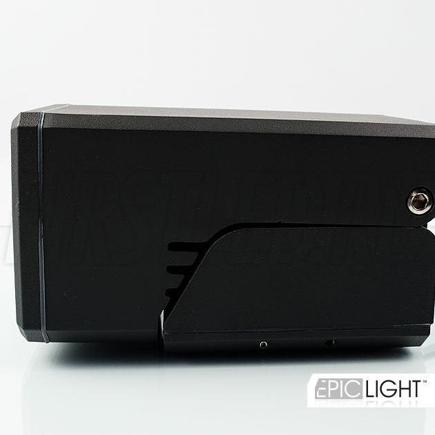 Светодиодный светильник MONUMENTO Lite в сложенном состоянии