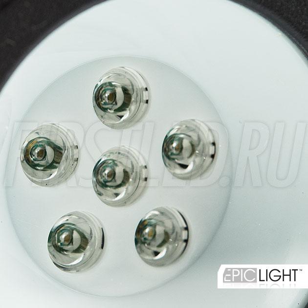 Светодиоды CREE в светильнике MONUMENTO Lite
