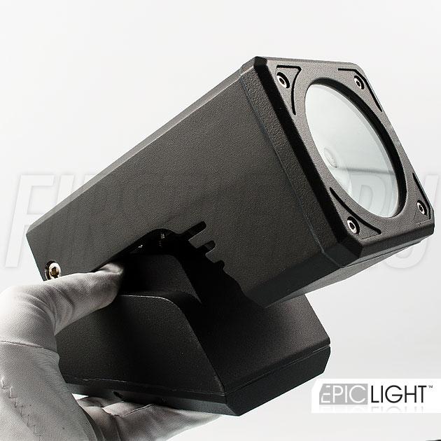 Степень защиты IP65 позволяет использовать светильник MONUMENTO Lite при любых условиях!