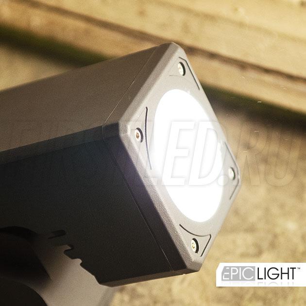 Светодиодный светильник MONUMENTO Lux применяется при подсветке памятников и скульптур