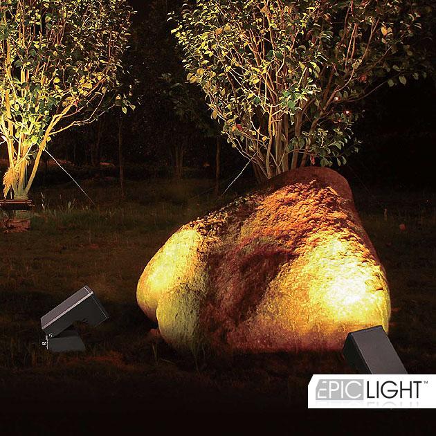 Архитектурная подсветка светодиодными светильниками MONUMENTO Lux
