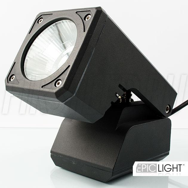 Светильник MONUMENTO Lux сделан на основе одного мощного светодиода BRIDGELUX (США)