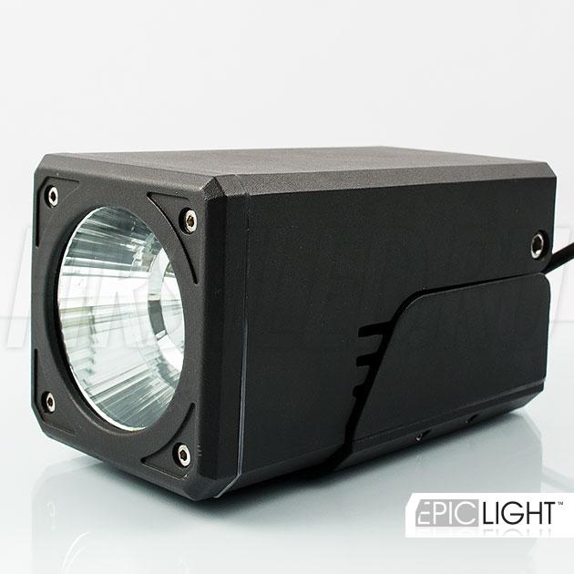 Светодиодный светильник MONUMENTO Lux в сложенном виде