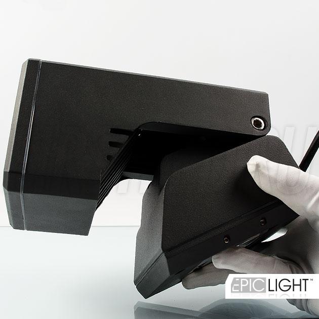 Литой алюминий и двойная антикоррозийная обработка — светодиодный светильник MONUMENTO Lux