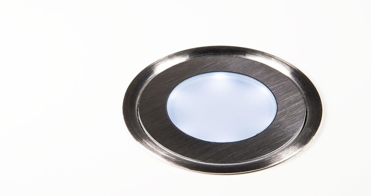 Светодиодные светильники для установки в пол