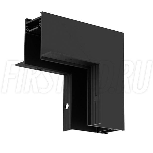 Внутренний коннектор для двух безрамочных магнитных треков MAG TRACK 2538 F под углом 90°
