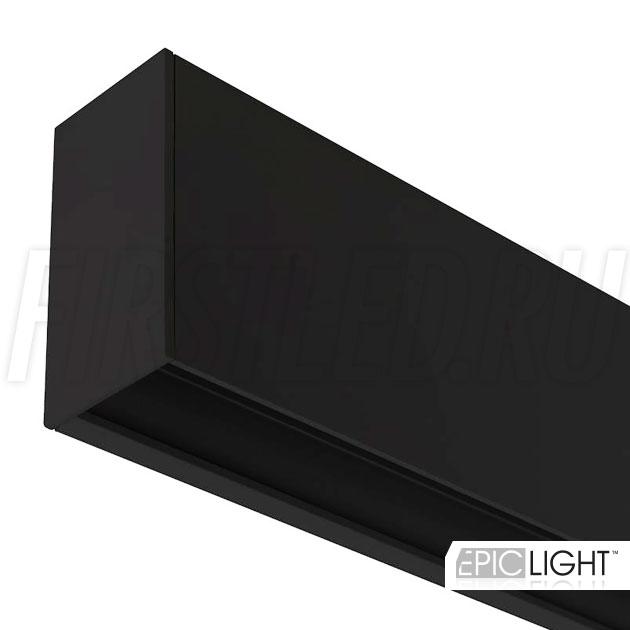 Накладной магнитный трек MAGNETIC TRACK NB черного цвета