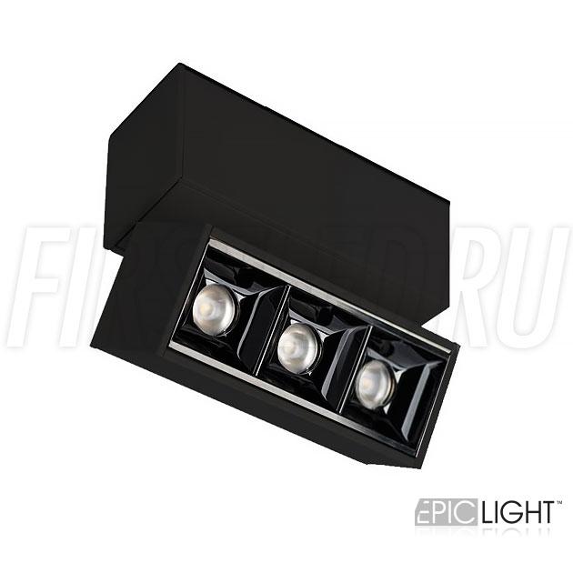 Магнитный трековый светильник MAGNETIC TURN DOT B 3W