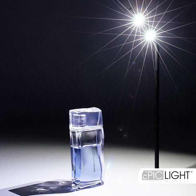 Миниатюрный светодиодный светильник стойка STILO.G для подсветки витрин
