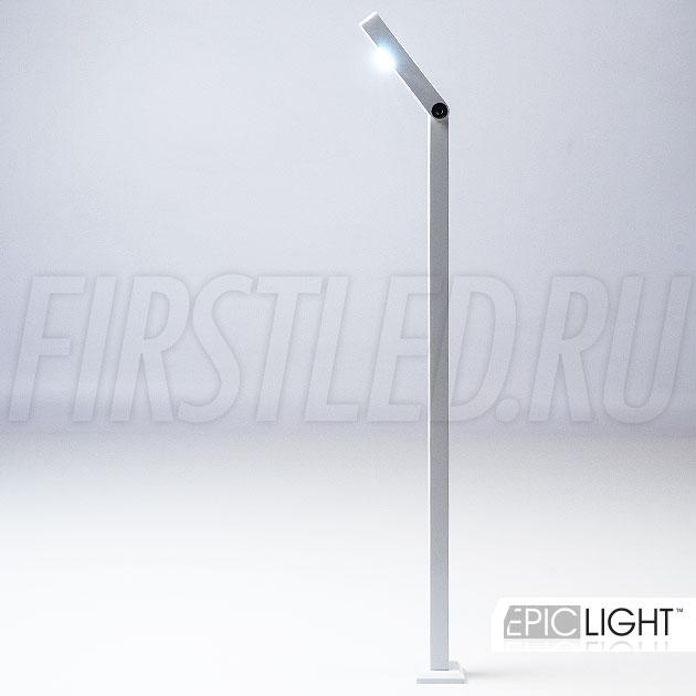 Светодиодный светильник на стойке EpicLIGHT VITRO для подсветки небольших витрин