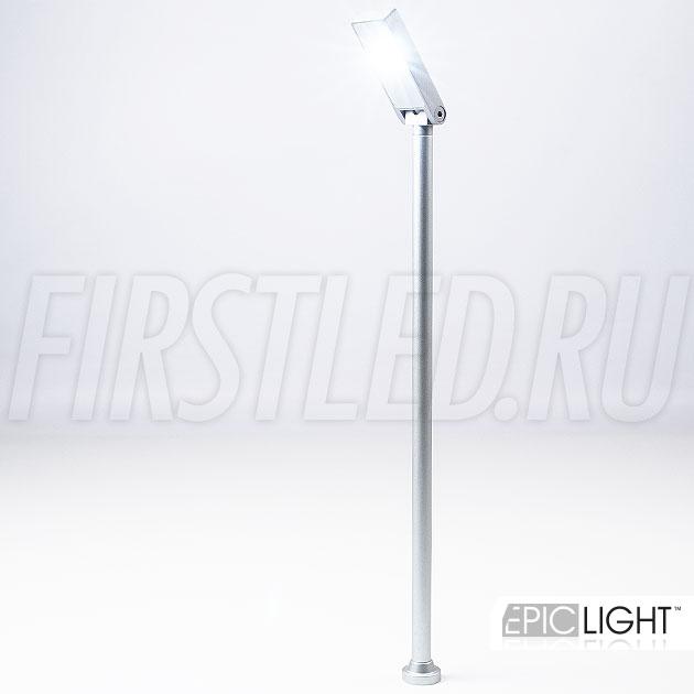 Светодиодный светильник VITRO SLIM с регулируемым углом освещения