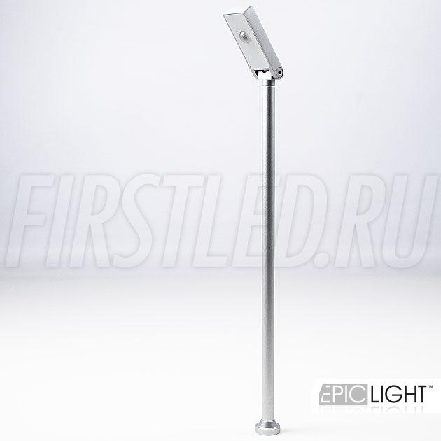 Алюминиевый корпус со светодиодом на ножке — светодиодный светильник EpicLIGHT VITRO SLIM