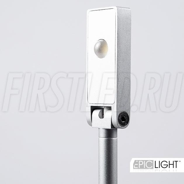 Идеальная цветопередача 80 Ra и высокая яркость в 310 Люмен — светодиодный светильник VITRO SLIM
