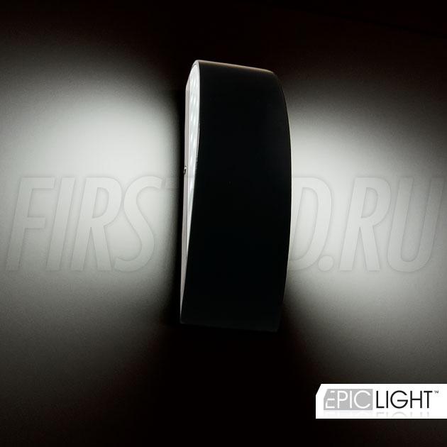 Великолепный черный дизайн и оптимальная яркость для подсветки — led светильник EDGE DIRECTO