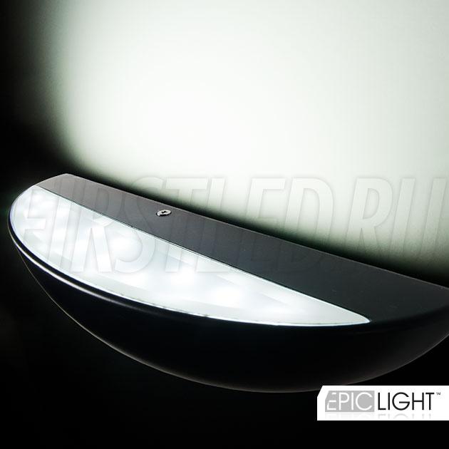 LED светильник EDGE OVALO можно устанавливать вверх или вниз подсветкой, в зависимости от дизайна здания и предпочтений