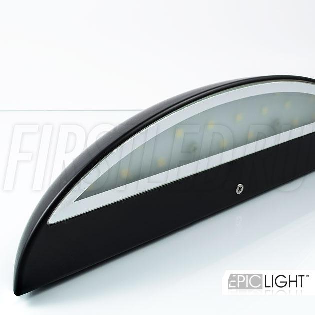 Дизайнерский светодиодный светильник для подсветки стен EDGE OVALO