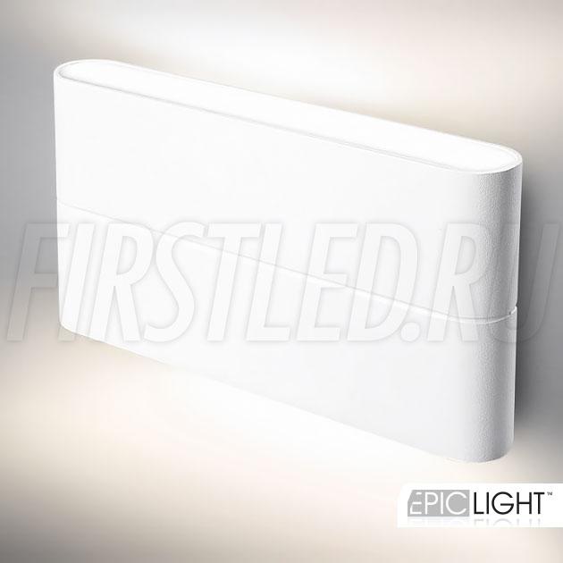 Представляем настенный светодиодный светильник FLATON 12W со световым потоком в 950 Люмен!