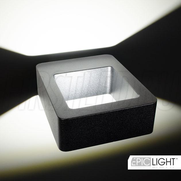 Настенный светодиодный светильник FRAMER свет вверх-низ