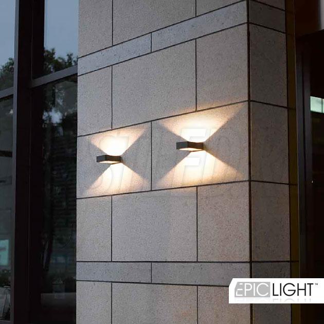 Настенный светодиодный светильник FRAMER  для подсветки стен