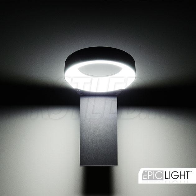 Нимб светильника NIMBUS будто парит в воздухе, при этом освещает пространство