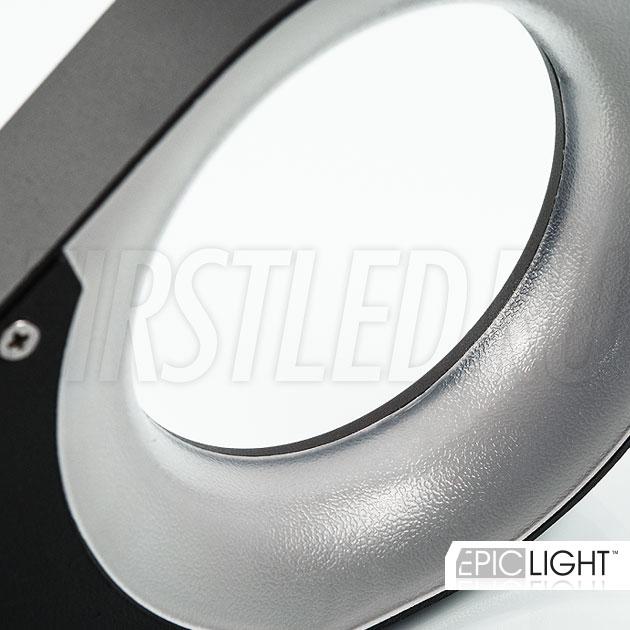 В светильник NIMBUS установлены светодиоды последнего поколения EPISTAR (Тайвань)