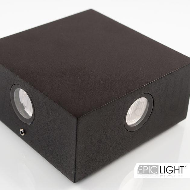 4-х лучевой светодиодный светильник QUADRO RAY