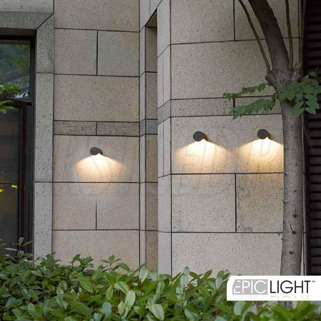 Светодиодный светильник ROUNDER для подсветки стен